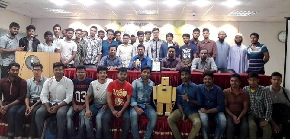 Seminar on Robotics in SEU