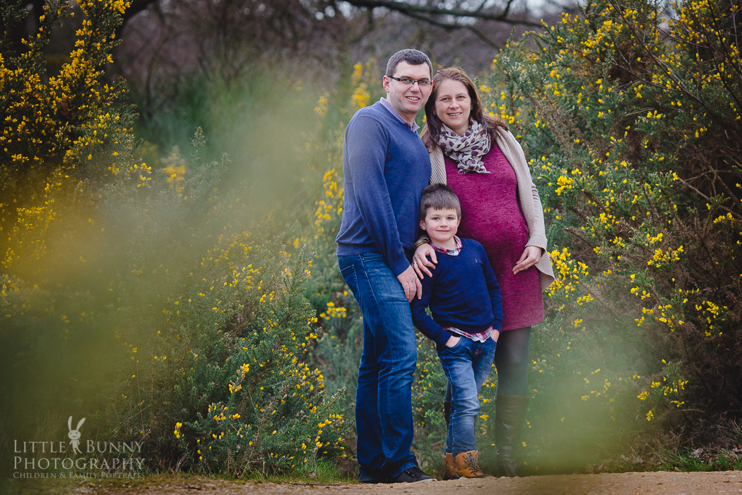 Family photography in East London