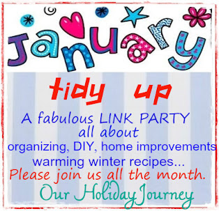 Fabulous January Tidy Up Party