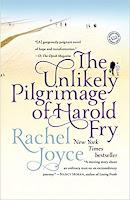 The Unlikely Pilgrimage of Harold Fry by Rachel Joyce (Book cover)