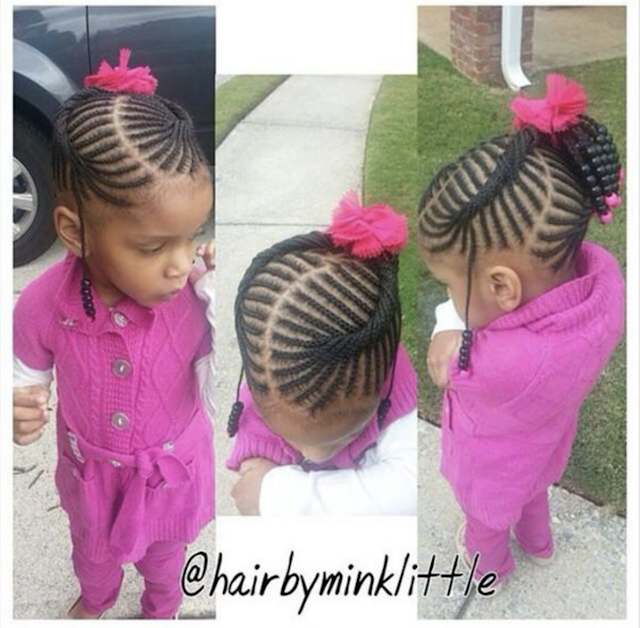 little girl ponytail hairstyles 2019