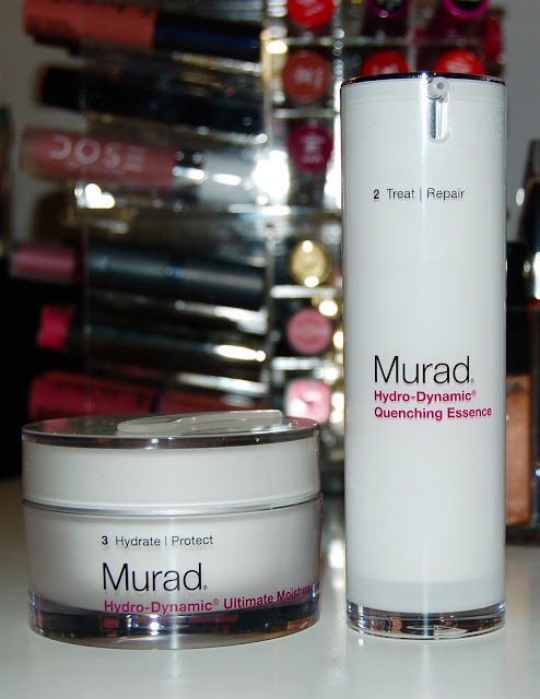 Murad Hydro-Dynamic Quenching Essence and Ultimate Moisture