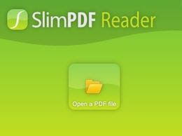 Slim pdf reader Download