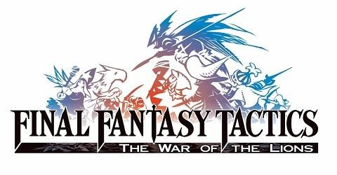 Final Fantasy Tactics: The War of the Lions Apk
