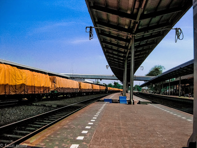 Stasiun Prujakan Cirebon