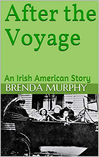 After the Voyage: An Irish American Story, book promotion service Brenda Murphy