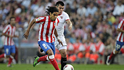 Sevilla vs Atletico Madrid vivo