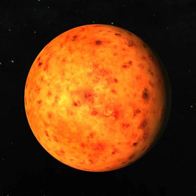 TRAPPIST 1b, un misterioso exoplaneta a 40 años luz de la Tierra