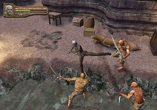 BALDUR'S GATE: DARK ALLIANCE II PS2