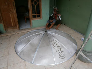 jasa pasang parabola citayam