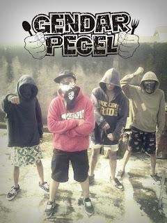 Gendar Pecel Band Humour Comedy Hardcore Surakarta / Solo Jawa Tengah Indonesia Foto Logo Wallpaper