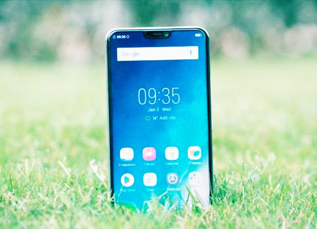 Vivo V9 Review: 'Better Display and Effective Selfie Camera'