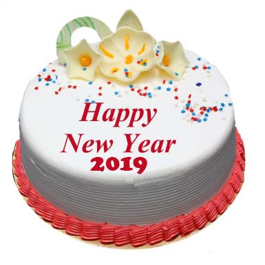 new year cake images