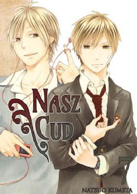 Natsuo Kumeta - Nasz Cud t.7