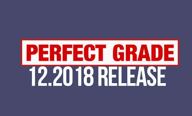 New Perfect Grade Coming This December 2018 - Gundam Kits Collection News and Reviews