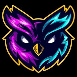 mentahan logo burung hantu
