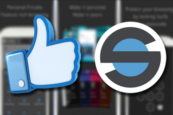 قم بتحميل متصفح Surfy Browser الجديد على جهازك الأندرويد و جربه قبل الجميع !