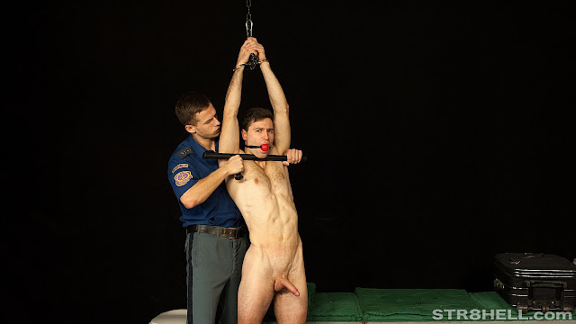 Str8hell - Tomas & Martin RAW - Airport Security