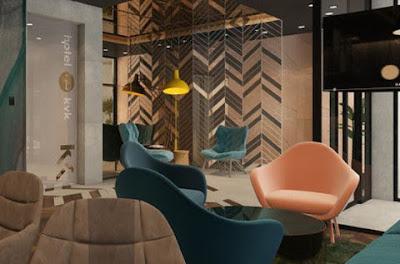 Trio d'asos per a l'hotel del futur IOT, mobilitat i connectivitat