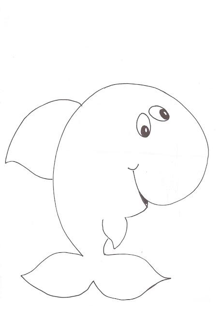 Dibujos Para Imprimir Pintar Colorear Y Más Animales Acuáticos
