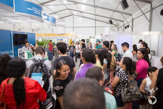 Mais de 35 mil pessoas participaram da Semana Nacional de Ciência e Tecnologia do Maranhão, em Imperatriz