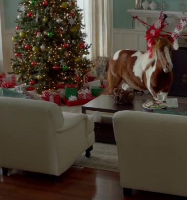 Ebay Toys R Us Holiday Tv Commercial Pony Adstasher