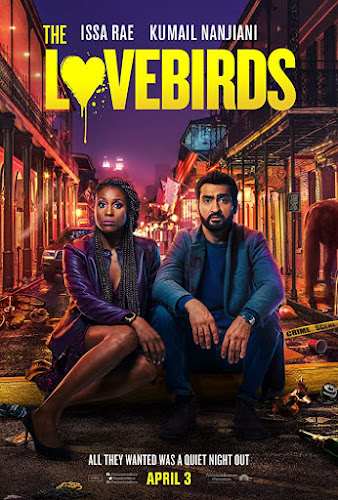 The Lovebirds (Web-DL 720p Dual Latino / Ingles) (2020)