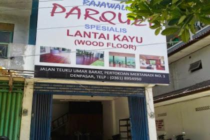Jual Lantai Kayu Parket Bali