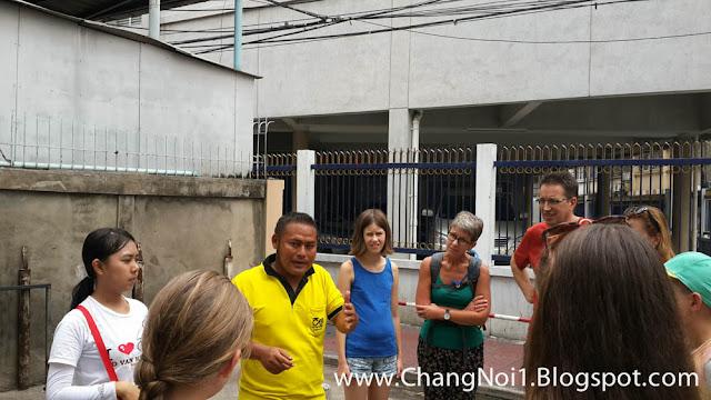 Co Van Kessel bicycle tours in Bangkok, Thailand