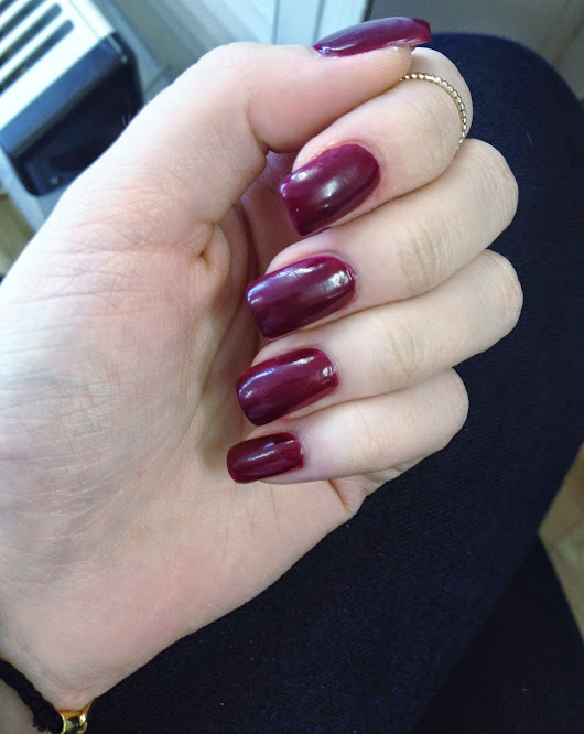 Nails Of The Moment: Orly's 'Perfectly Plum'