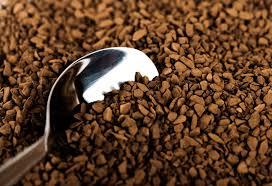 القهوة سريعة الذوبان