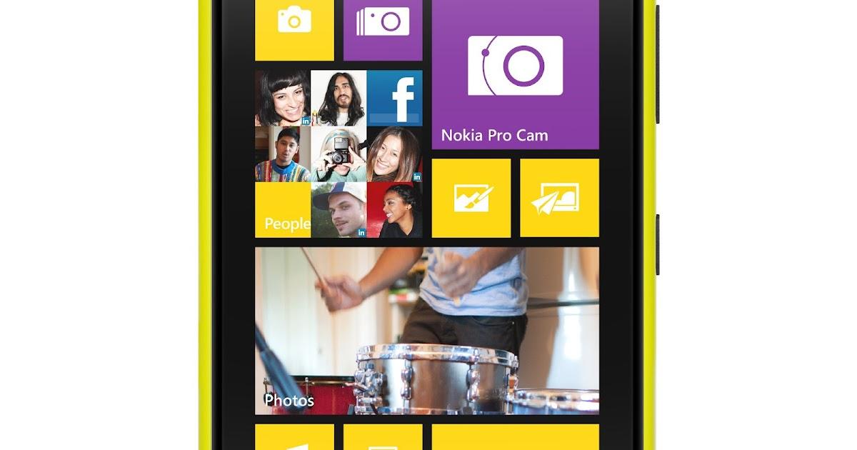 Nokia Lumia 1020 receives Windows Phone 8.1 Update 1 with ...