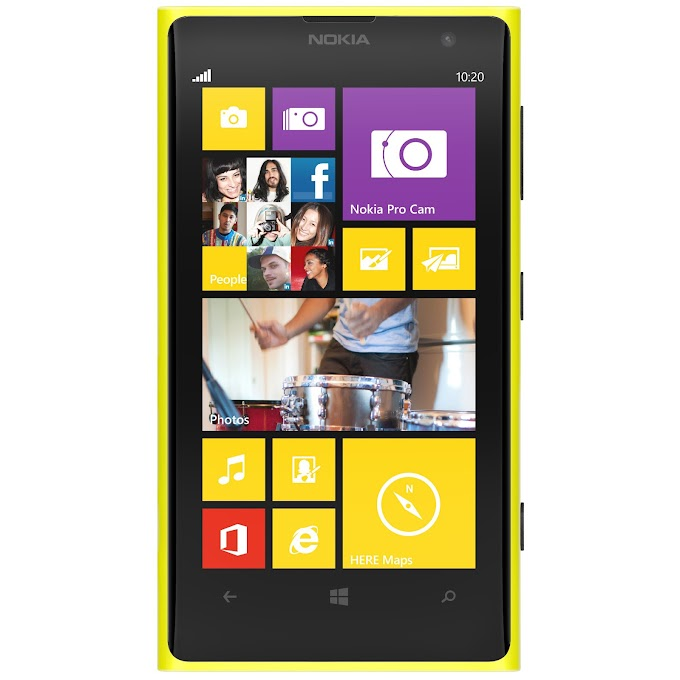 Nokia Lumia 1020 receives Windows Phone 8.1 Update 1 with Lumia Denim in India