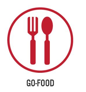go food pesan antar makanan jasa delivery di manado