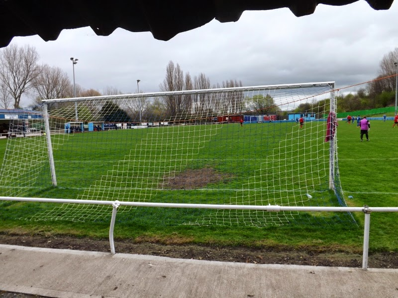 The Accidental Groundhopper Ground 232 Teesdale Park