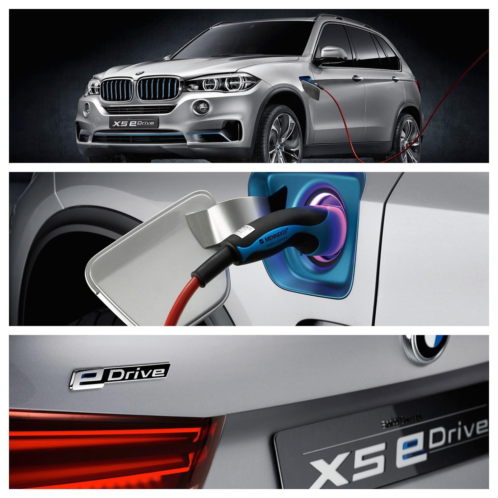 New BMW X5 eDrive | xDrive 40e