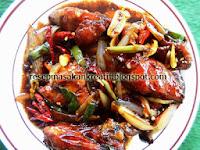 Resep Ayam Kecap Goreng Bumbu Pedas Manis dan Gurih