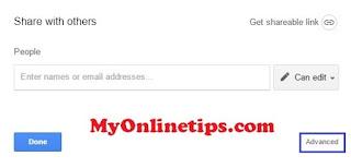 Embed PDF Google Drive