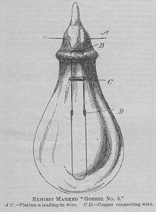 Gambar Heinrich Gobel Lamp