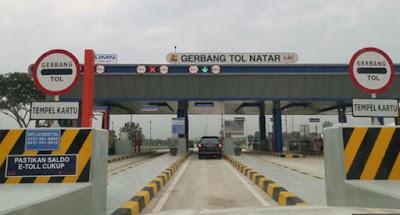Berikut  Daftar Tarif Tol Trans Sumatera Terlengkap 2019, Khusus Bagi Yang Akan Mudik Ke Sumatera