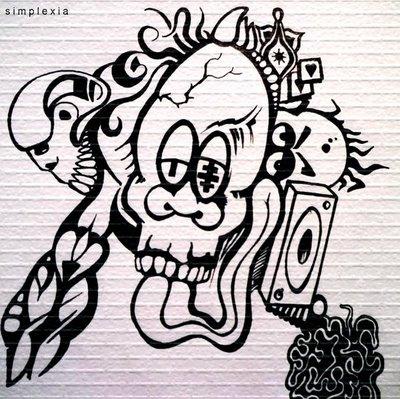 Abecedario de graffitis abecedario y modelos graff - Papel para dibujar ...