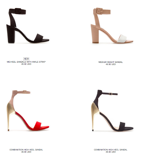 a0162d5cee76 TopShop s Reim2 Skinny Strappy Sandals ( 100). You can get it here. TopShop s  Regal Colour Block ...