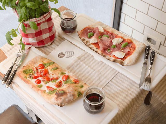Recensione Pizzeria Mangia Firenze