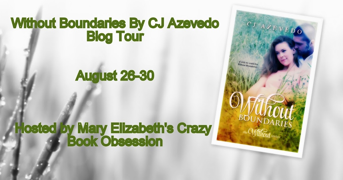 Must Read Books Or Die Blog Tour Without Boundaries By Cj Azevedo