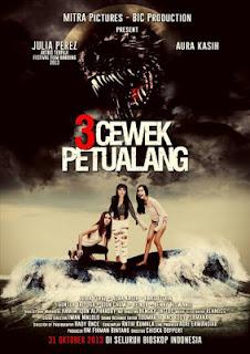 Free Download Film 3 Cewek Petualang Full Movie