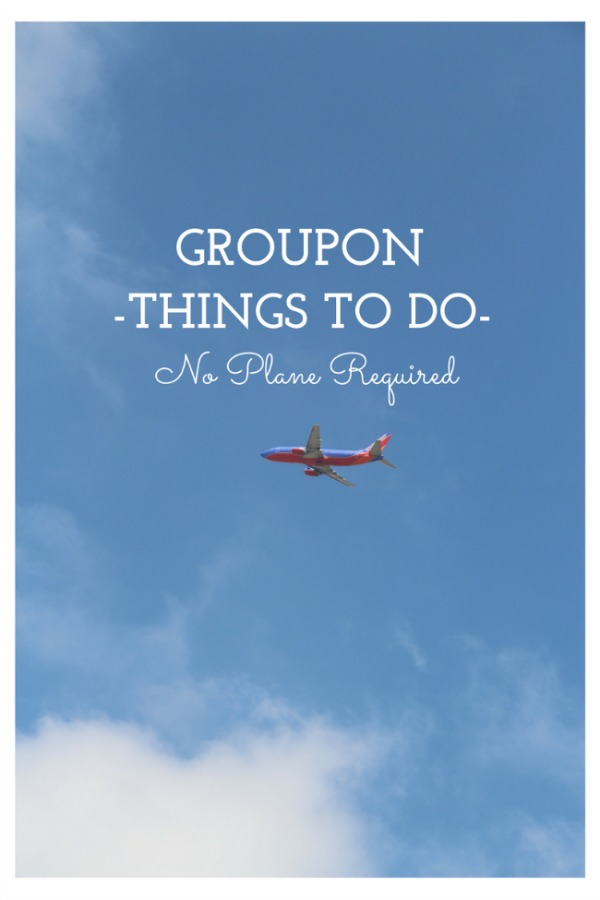 "Finding fun things to do doesn't have to be expensive! Use the Groupon ""Things To Do"" in your zip code to find loads of great deals on activities near honme! #Groupon #ad"