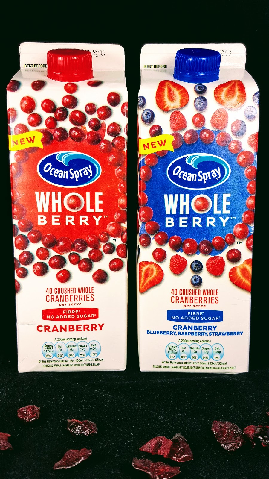 Ocean Spray® Whole Berry™ Review