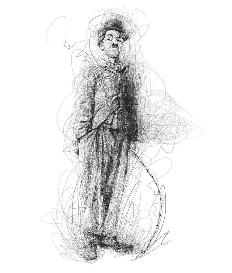 09-Charlie-Chaplin-Vince-Low-www-designstack-co