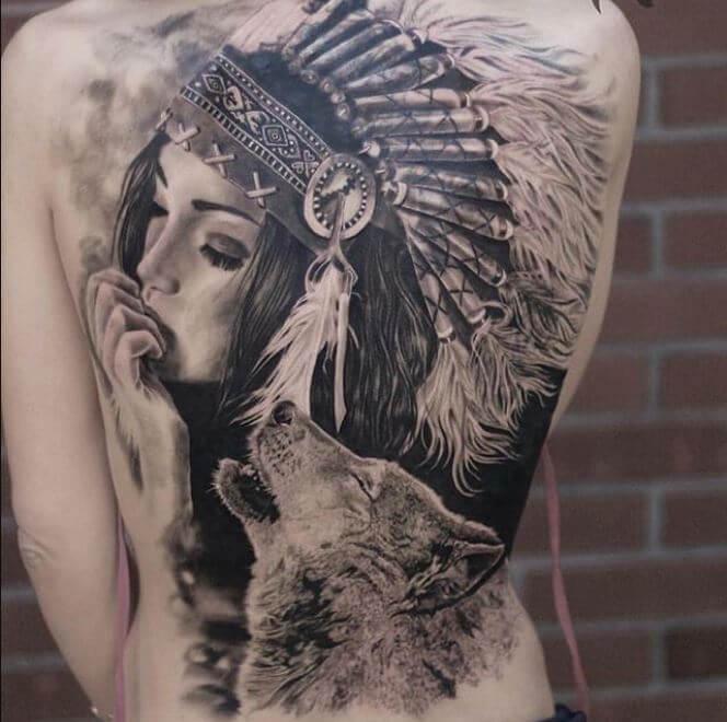 50 Cool Back Tattoos For Girls 2019 Tattoosboygirl