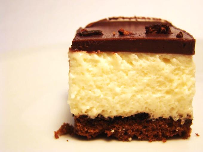 Mousse Leche Condensada-Chocolate